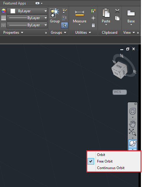 3D Rotate in AutoCAD - Tutorial45