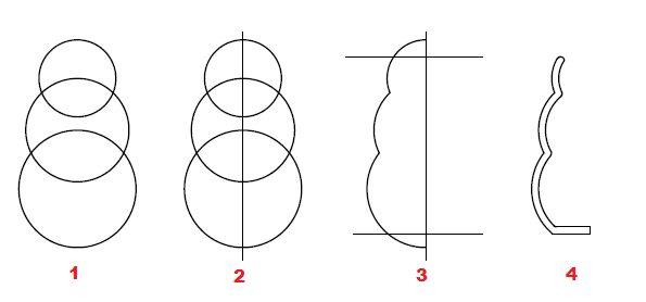how to draw 3d line 123d design
