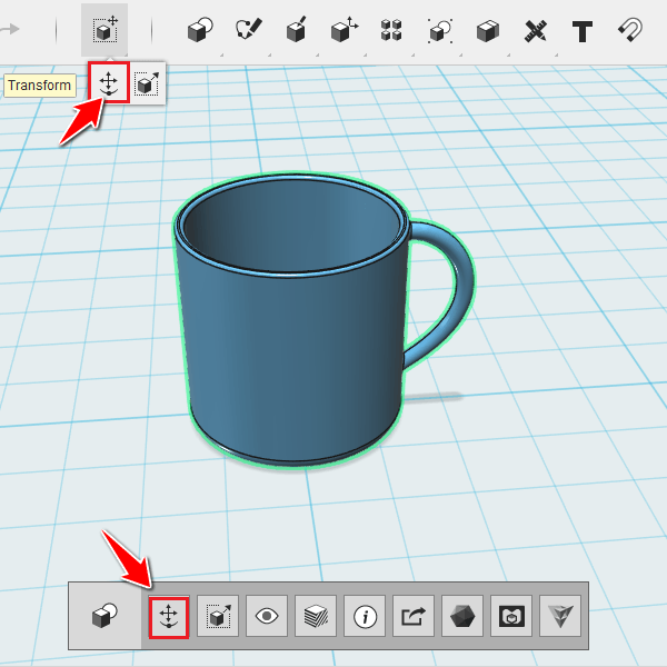 Beginner S Tips Autodesk 123d Design Tutorial45
