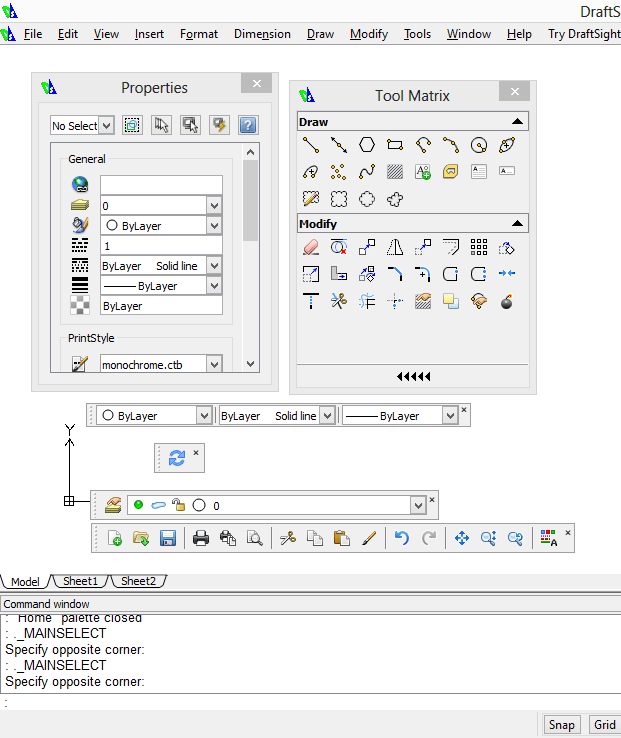 Draftsight A Simple Cad Program In 10 Steps Tutorial45