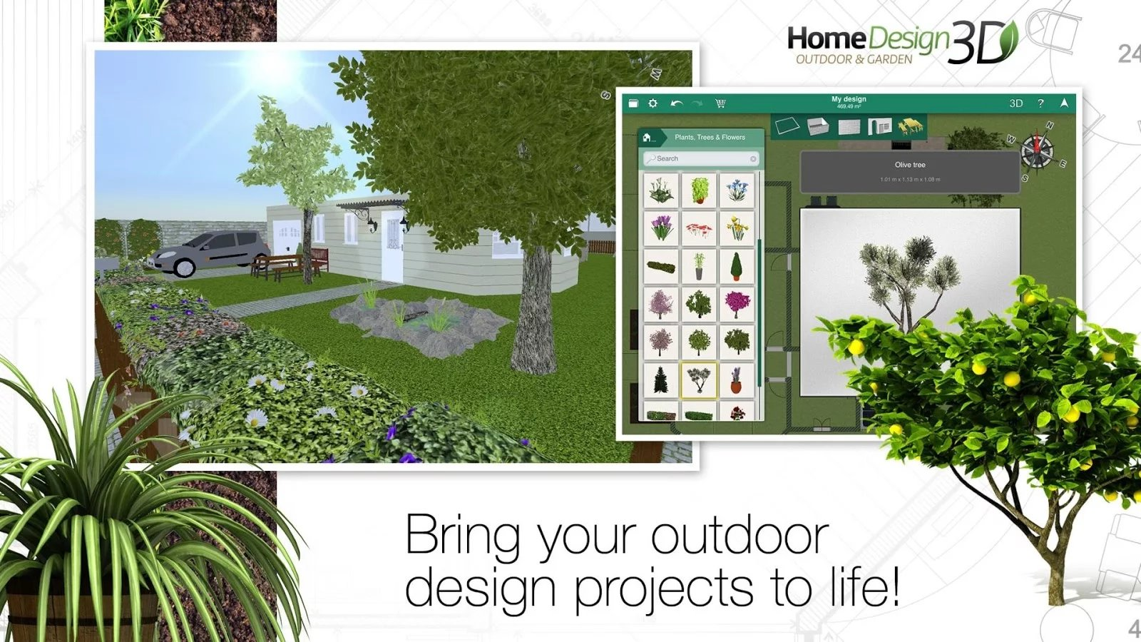Garden design app home app pro landscape home app inner for House design app