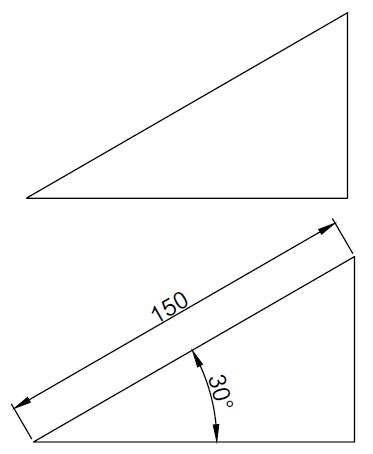 AutoCAD tutorial 04: Angles and lines in AutoCAD