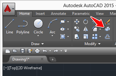 AutoCAD tutorial 14: Explode and Erase in AutoCAD