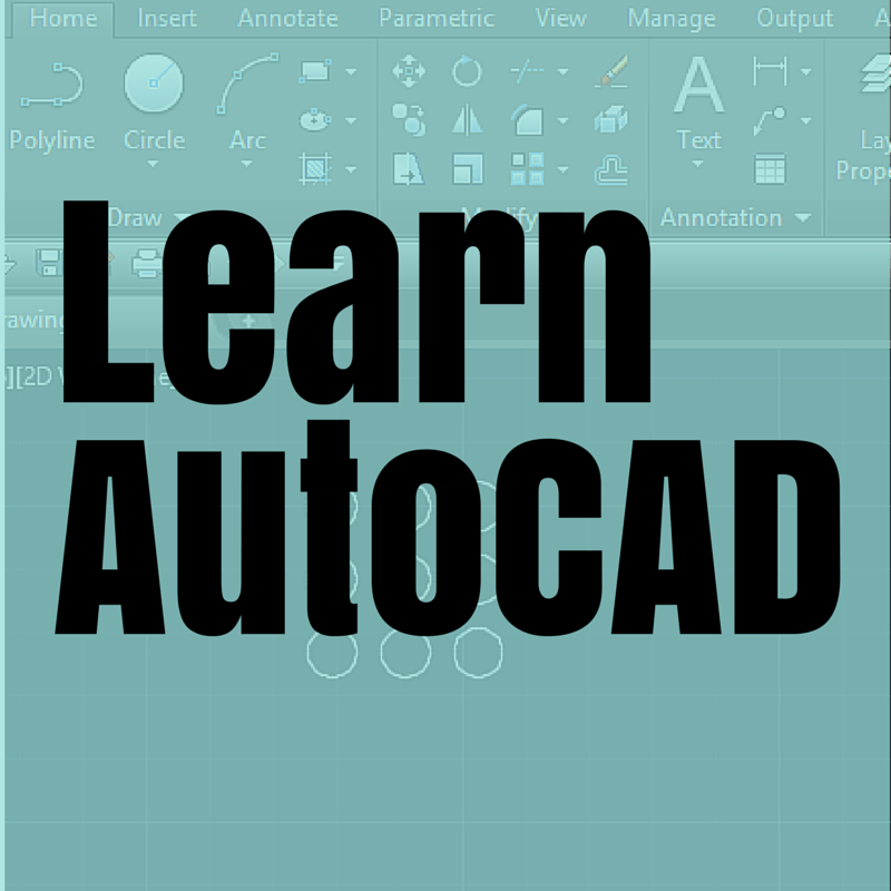 Autocad 2007 2d and 3d training tutorial chapter 03 youtube.