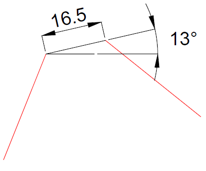 Measure the Distance and Angle Between 2 Points in AutoCAD - Tutorial45