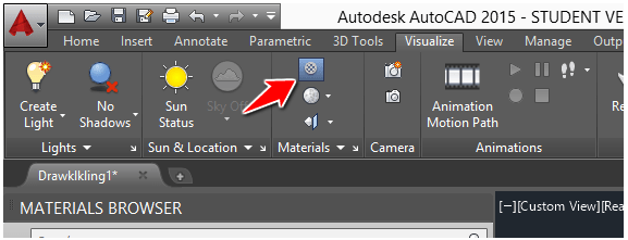 AutoCAD Rendering Made Easy - Tutorial45