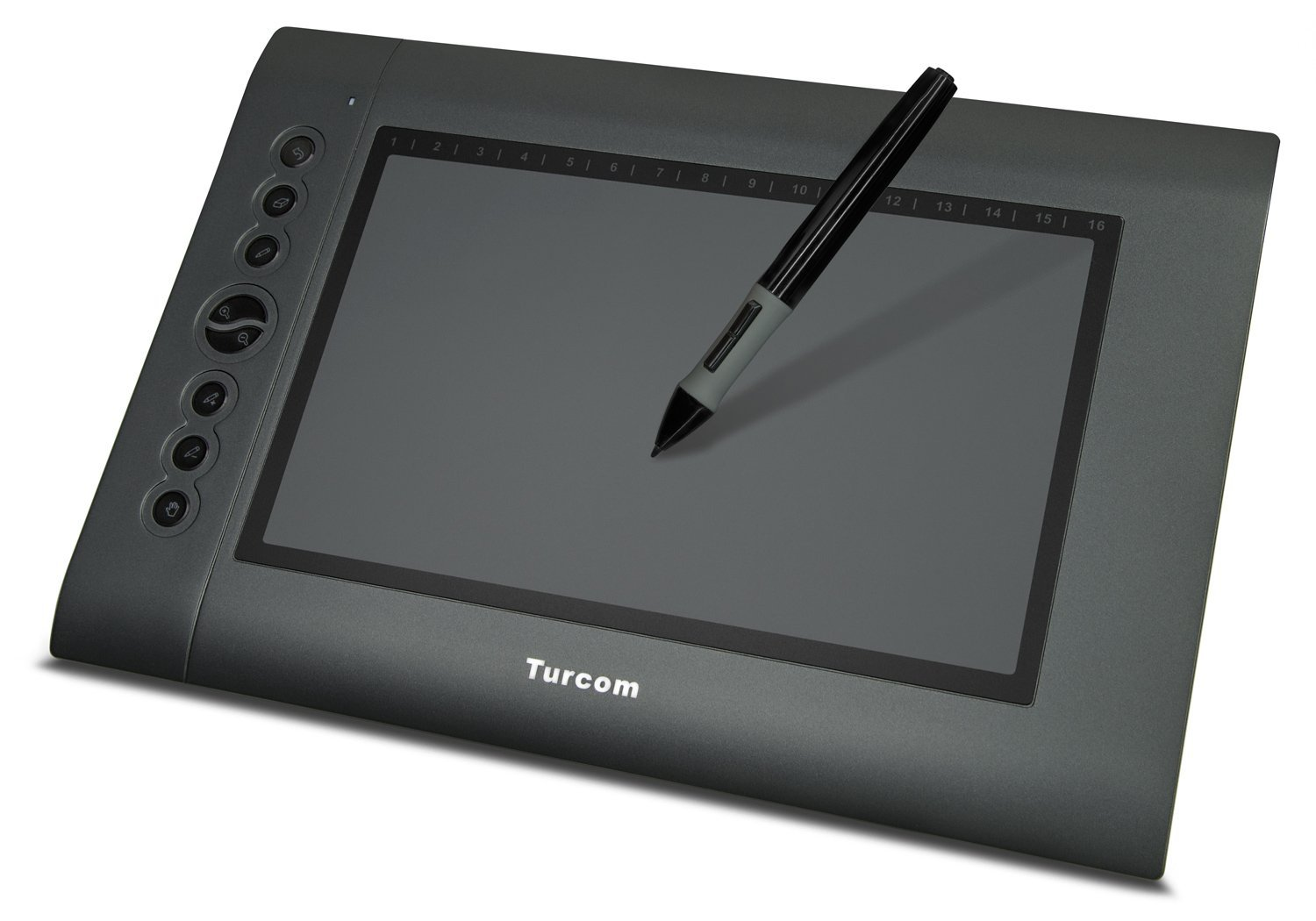 It is a picture of Punchy Drawing Tablet Tutorial