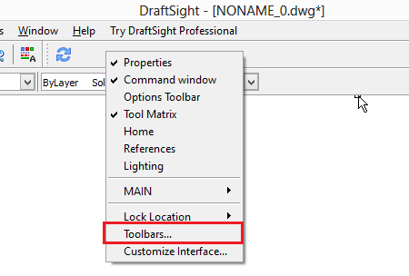 Draftsight, A simple CAD Program in 10 Steps - Tutorial45
