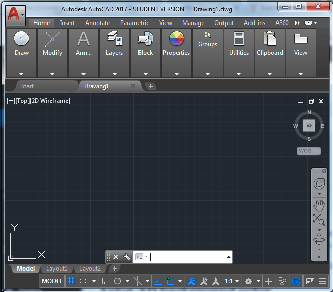 How to Change AutoCAD Background Color - Tutorial45