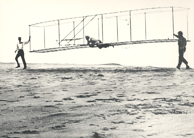 Wright brother famous engineers